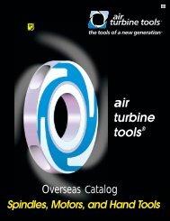 air turbine tools® Overseas Distributor Catalog REX - Tikontools