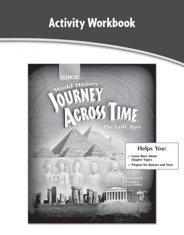 Activity Workbook - Glencoe