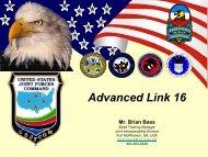 Advanced Link 16