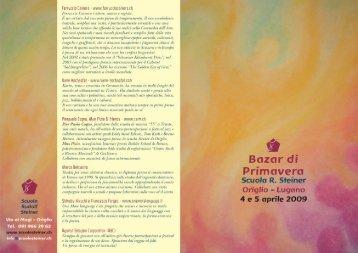 Page 1 Uia ai Magi Griglia Tel. 091 966 29 62 www.5cua|a5feiner ...