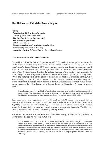 dbq 2 fall of the western Fall of the western roman empire – dbq in the third century ad rome encountered many problems in addition to facing internal (inside) problems, the invasion by germanic tribes seemed to  documents similar to fall of rome dbq chapter 5 sec 1 – the roman world uploaded by megan rodolico dbq women in the middle ages uploaded by.