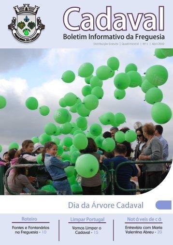 Boletim JFC 19_04_04 - Junta de Freguesia do Cadaval