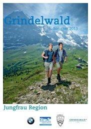 grindelwald - Jungfrau Region