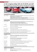 PROGRAMM - Internationale Jungfrau-Rallye - Seite 2