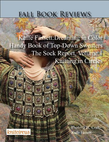 fall Book Reviews - Knitcircus