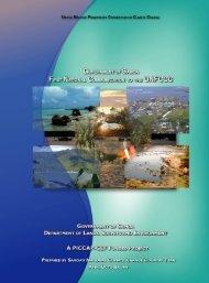 Samoa's First national communication - United Nations Framework ...