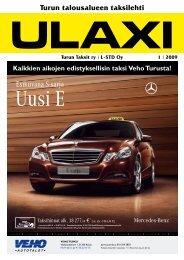 Ulaxi 1/2009 - Turun Taksit ry