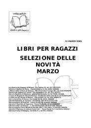 Bollettino 2009-03 (pdf, 1044 kb) - Sistema Bibliotecario dell'Area di ...