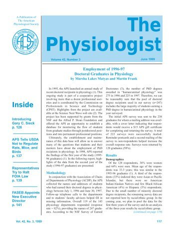 Volume 42, Issue 3 - American Physiological Society