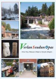 Verlan seudun opas - Verlan tehdasmuseo