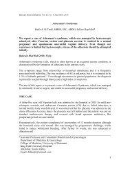 Asherman's Syndrome Haifa A Al-Turki, MBBS, SSC, ABOG, Fellow ...