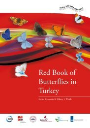 Red Book of Butterflies in Turkey Red Book of Butterflies in Turkey