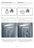 Use of electronic functions - Jacuzzi - Jacuzzi Europe S.p.A. - Page 6