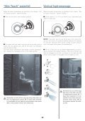 Use of electronic functions - Jacuzzi - Jacuzzi Europe S.p.A. - Page 7
