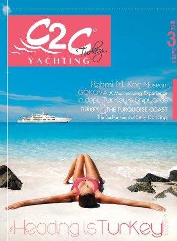 TURKEY - C2C Yachting