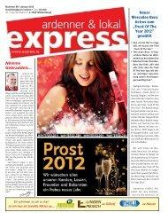 ardenner & lokal - express