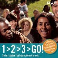 Sådan skaber I et internationalt projekt - Dansk Ungdoms Fællesråd