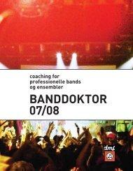 BANDDOKTOR 07/08 - Artlab