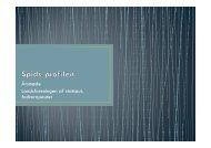 Jan Borregaards præsentation 'Spids profilen' - LasF