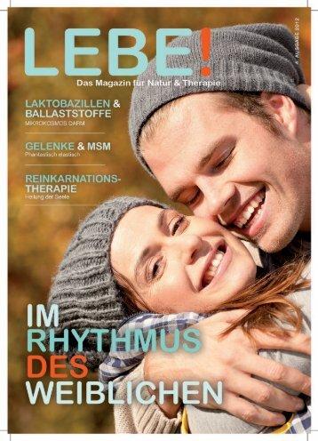 Lebe-Magazin 4 / 2012 - ms-training