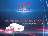 Download - PT. Dharma Putra Trans