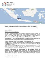 Kuala Lumpur Jakarta - Malaysia Geospatial Forum 2012