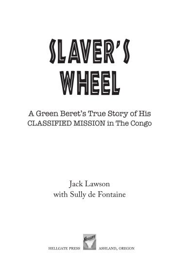 A Green Beret's True Story of His Jack Lawson with Sully de Fontaine
