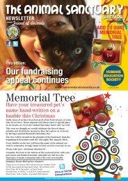newsletter - Humane Education Society