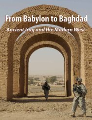 From Babylon to Baghdad © 2009 Biblical ... - Michael S. Heiser