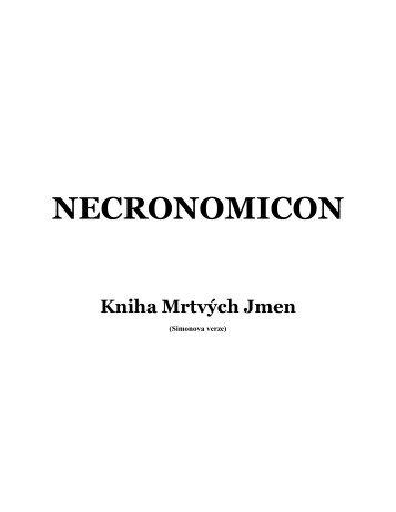 NECRONOMICON - Blasphemion