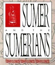 sumer and sumerians