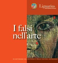 I falsi nell'arte - 2007 - Associazione culturale Lignarius