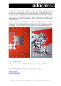 ISMAEL IGLESIAS – RED SKYWALKER - Barcelona - Galeria ADN - Page 2