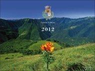 Scarica il calendario 2012 - Comune Di Ottone