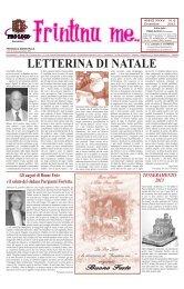 LETTERINA DI NATALE - Pro Loco