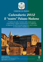 Download Calendario 2012 (.pdf 1424kb) - Comune di Onano