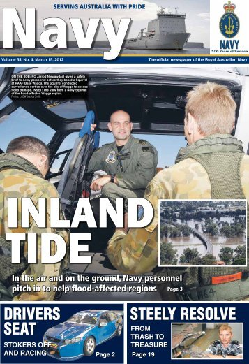 Edition 5504, March 15, 2012 - Department of Defence