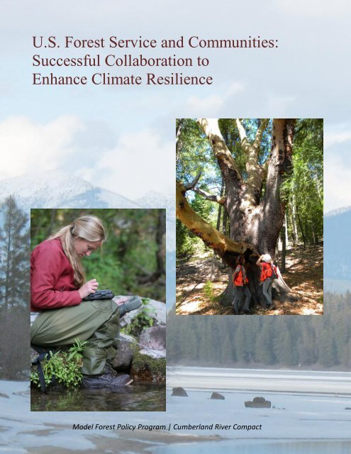 U.S. Forest Service and Communities: Successful Collaboration to ...