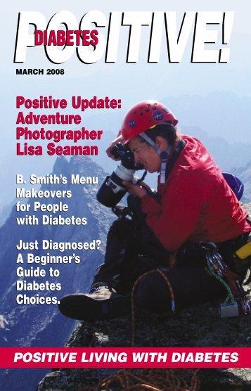 Positive Update: Adventure Photographer Lisa Seaman Positive ...