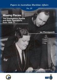 Missing Pieces: - Royal Australian Navy