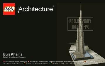 Burj Khalifa - Intertoys