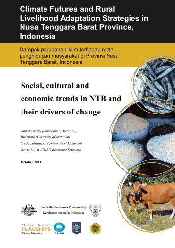 Fachry et al Social trends in NTB October 2011 - CSIRO-AusAID ...