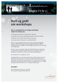 Workshopkatalog - Page 2