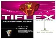 ENCRE TEXTILE FLASHCOLOR - Seritec Services SA