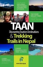 Trekking Trails in Nepal - Great Himalaya Trail