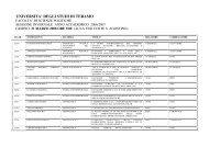 Scarica il calendario (179 KB) - Università degli Studi di Teramo