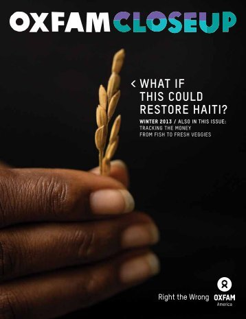 < WHAT IF THIS COULD RESTORE HAITI?
