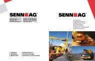 Daten finden Sie ab S.5 in - Senn AG