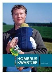 HOMERUS KWARTIER Handboek - Ik Bouw Mijn Huis In Almere