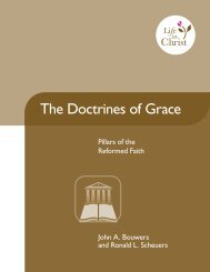 The Doctrines of Grace - Reformed Fellowship